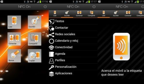 NFC On Orange