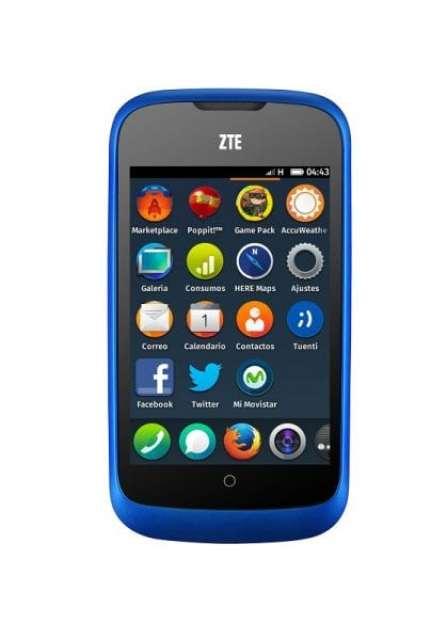 ZTE-Open-main-menu
