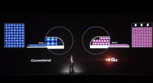 G2 Mejor batería