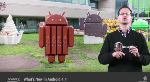 Novedades en Android 4.4 Kitkat