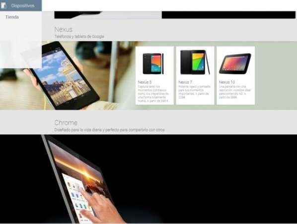 Chromebook en Google Play