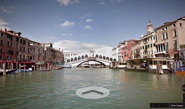 street view Venecia