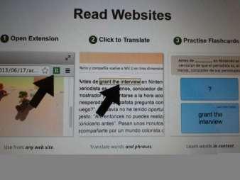 Read websites