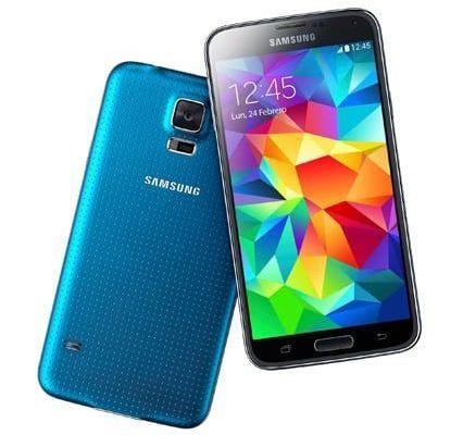 Galaxy S5 Movistar