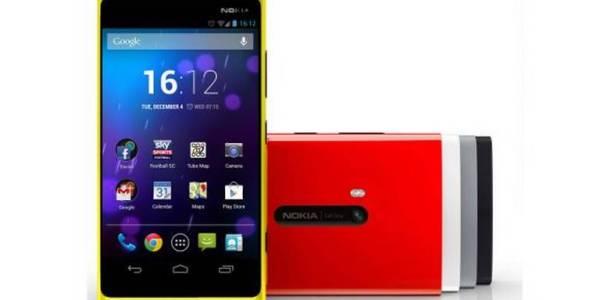Android Nokia X2