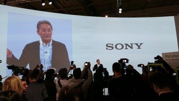 Kazuo Hirai Sony