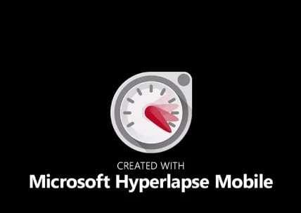 Microsoft Hyperlapse Android