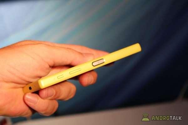 xperia z5 compact sensor huella