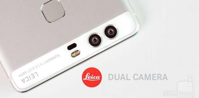 Huawei P9 Dual Camera Leica