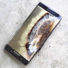 Batería galaxy Note 7