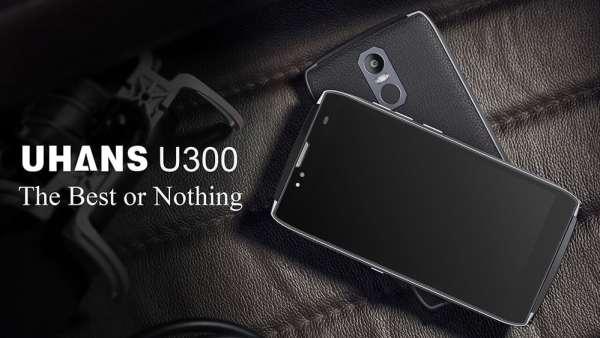 uhans u300 teléfono resistente