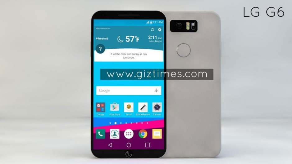 LG G6 presentacion