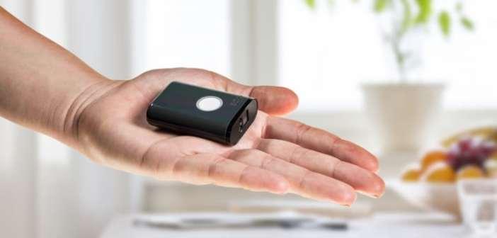 Scio, el primer sensor molecular que cabe en la palma de la mano