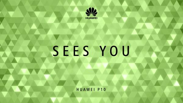 Huawei P10 en el MWC 2017
