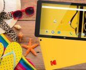 Eastman Kodak Company y ARCHOS presentan su nueva línea de tablets KODAK en Europa