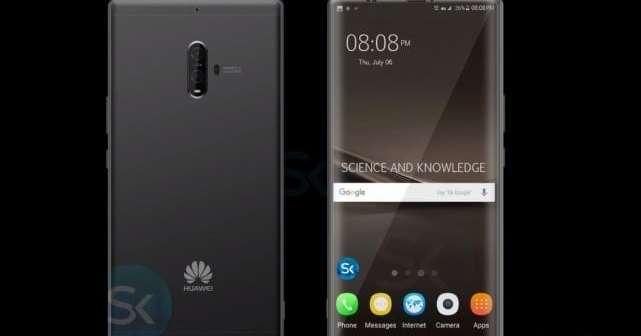 EntireView Display, este es el nombre de la pantalla con formato 2:1 y sin bordes del Huawei Mate 10