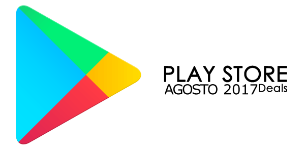 Play Store Deals agosto