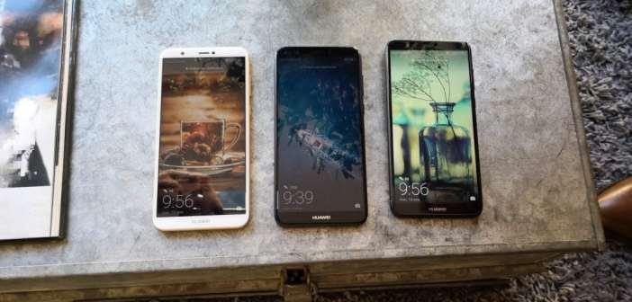 Huawei P Smart por 259 euros. El heredero del superventas Huawei P8 Lite llega pisando fuerte