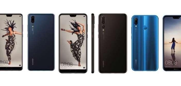 El Huawei P20 no ha sido presentado aún pero ya puedes descargarte sus fondos de pantalla a máxima resolución