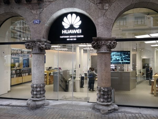 Centro de Experiencia Huawei Barcelona