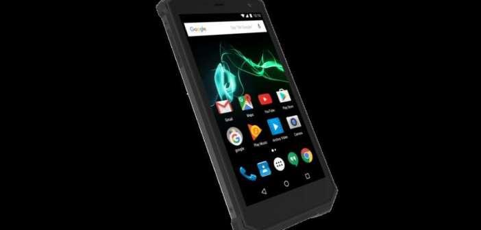 Nuevo ARCHOS Saphir 50X, el smartphone rugerizado del fabricante Galo