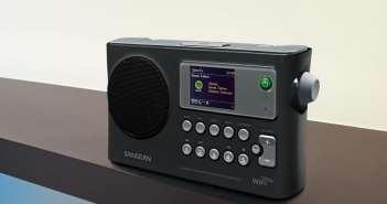 Sangean WFR-28, mucho más que una radio digital con internet