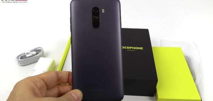Xiaomi Pocophone F1: Aún no ha sido presentado y ya arrasa en Benchmark + Unboxing en vídeo
