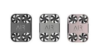 AirSelfie2, el drone que te acompañará a cualquier sitio para obtener tus mejores selfies, ya está en España