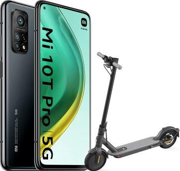 Mi 10T PRO + Mi Scooter S1