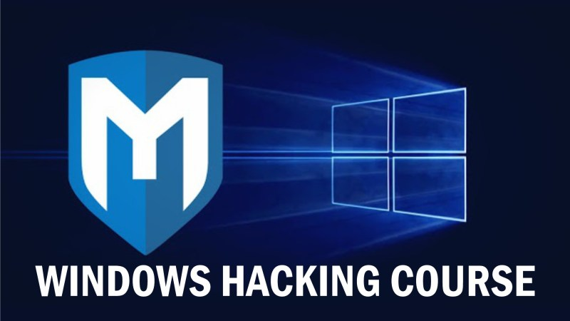 NEW WINDOWS HACKING COURSE LEAKED ON ONLINE