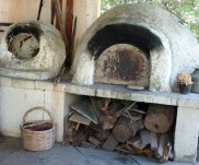 Rosie's clay ovens