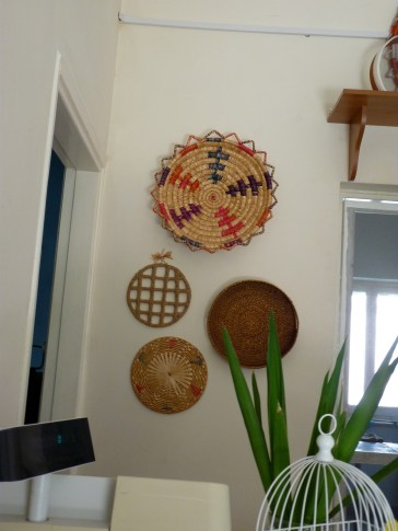 Tsestos displayed in The Nest artisan bakery in Larnaka