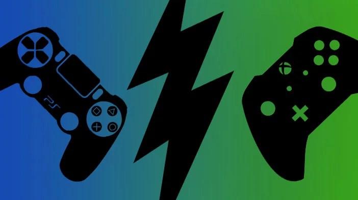 PS5 vs Xbox X series 1