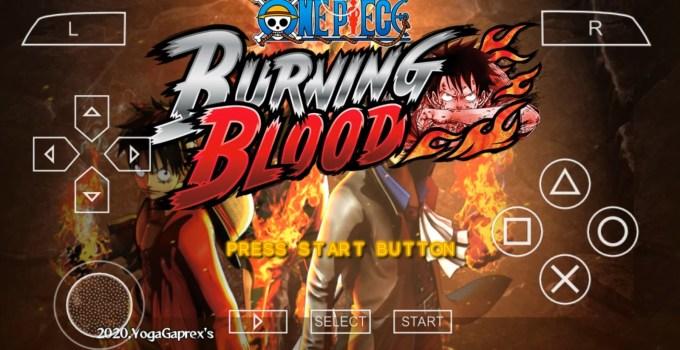 One-Piece Burning Blood