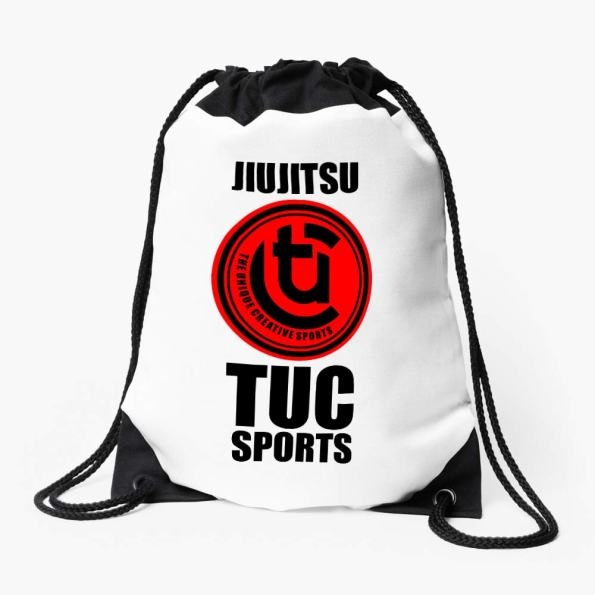 JIUJITSU-tus-sports-drawstring-bag