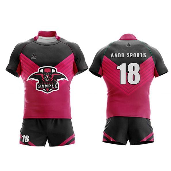 Rugby uniform andr sports RU005