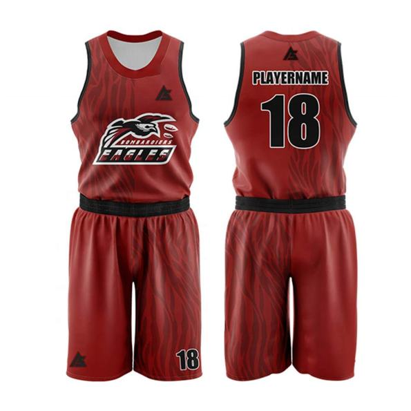 basketball uniform Andr Sports BU001