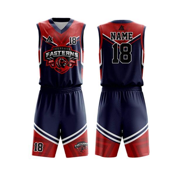 basketball uniform Andr Sports BU006
