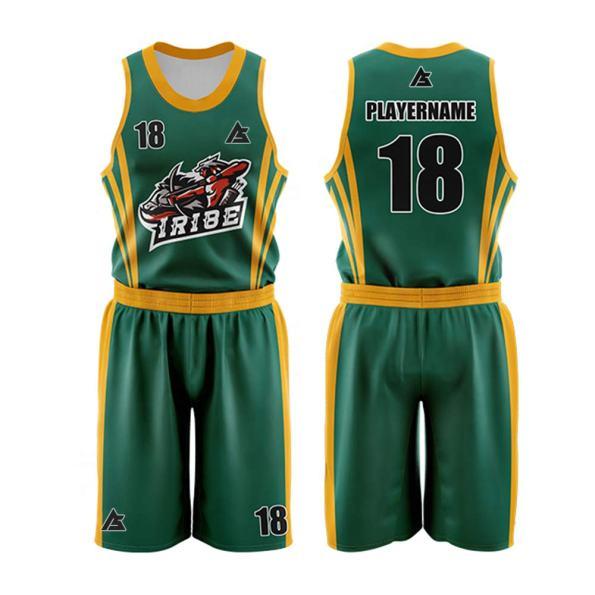 basketball uniform Andr Sports BU009