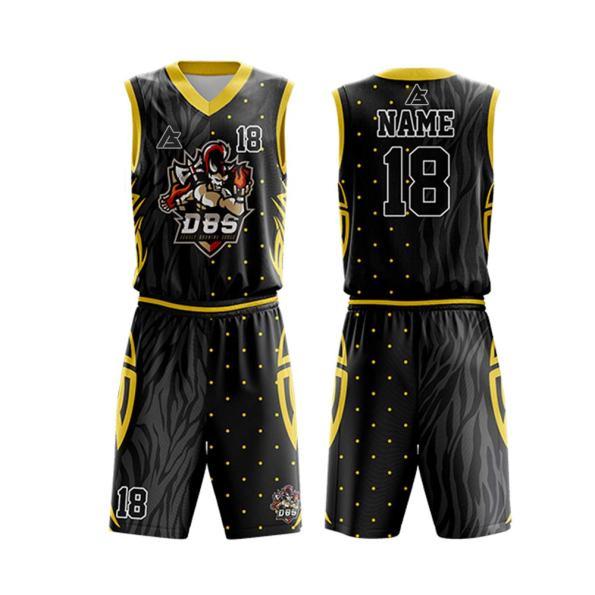basketball uniform Andr Sports BU011