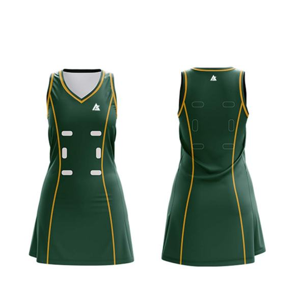 netball uniform & Dresses andr sports NU003