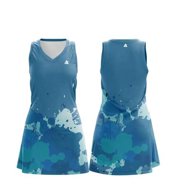 netball uniform & Dresses andr sports NU008