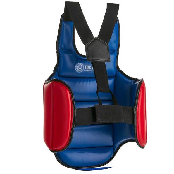 Tuc-Sports-Reversible-Body-Protector-red-back