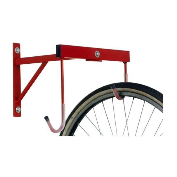 porta biciclette a parete