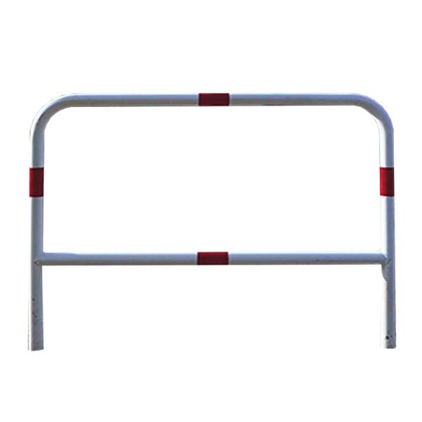 barriera parapedonale con traverso