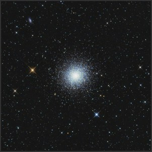 M 13, L-9x600s bin1, RGB-10x300s bin2, LRGB-10x60s bin1