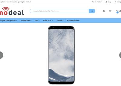 modeal – Handy mit Vertrag