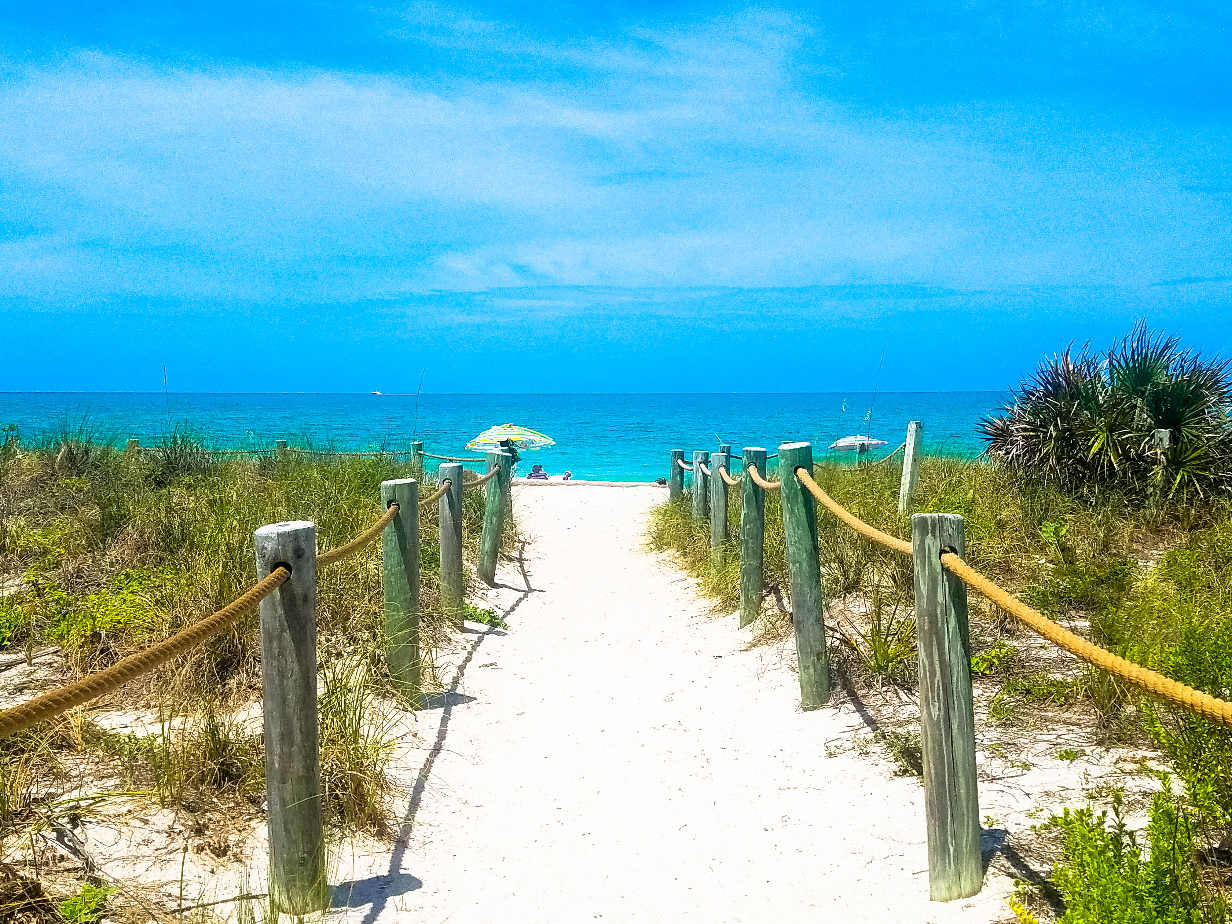 Sunday Snapshots: Englewood Beach, Florida - And She Travels