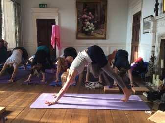 Awaken The Heart yoga retreat in Oxfordshire