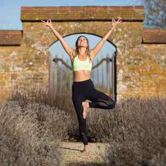 affordable yoga retreat with Charlie Morgan